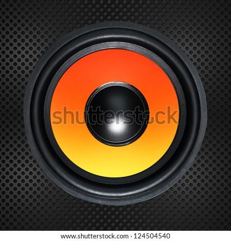 Loud Speaker Woofer #124504540