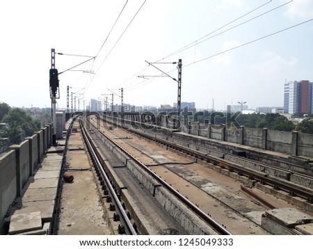 Tamilnadu Railways tracks #1245049333