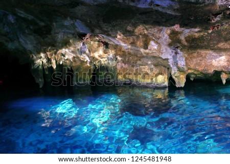 Gran Cenote, Mexico #1245481948