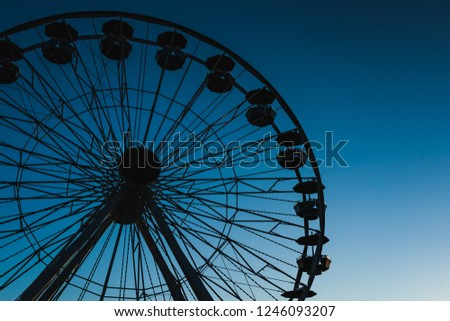 Oklahoma City Ferris Wheel