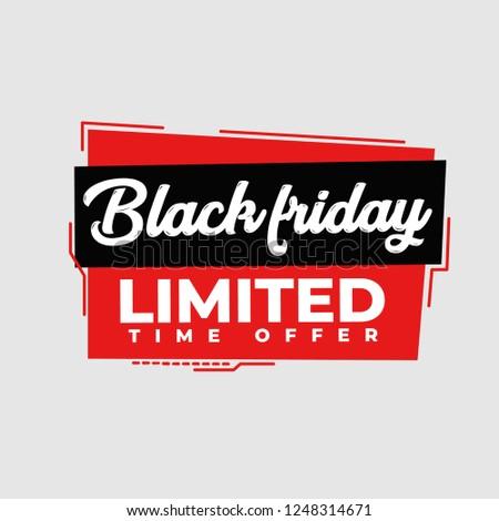 black friday sale banner,eps 10 #1248314671