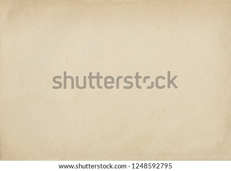 Vintage paper texture or background in high resolution. Royalty-Free Stock Photo #1248592795