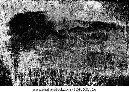 Abstract background. Monochrome texture. Image includes a effect the black and white tones. #1248603916