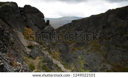 Kola Peninsula, Khibiny mountains #1249022101