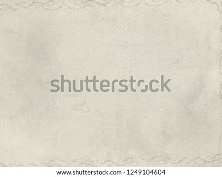 Old crumpled paper texture background #1249104604