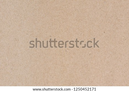 Sheet of brown paper useful as a background #1250452171