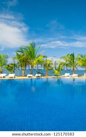 Swimming Space Fancy Hotel #125170583