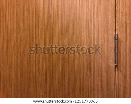 The door hinge #1251773965
