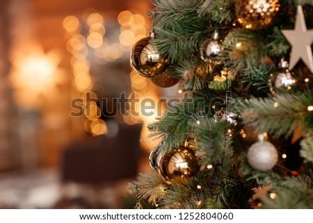 New year light #1252804060