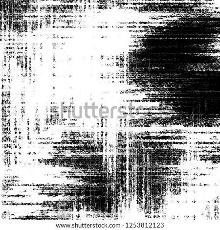Black and white grunge pattern for design and background #1253812123