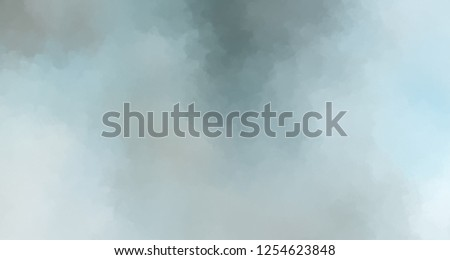 Brushed Painted Abstract Background. Brush stroked painting. #1254623848