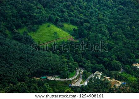 thamarassery ghat road #1254908161