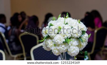 Buffet Dinner and Formal Wear #1255224169