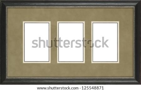 art picture frame golden #125548871