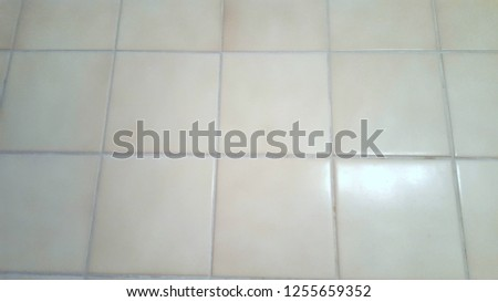 fawn tile texture Royalty-Free Stock Photo #1255659352
