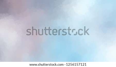 Brushed Painted Abstract Background. Brush stroked painting. #1256157121