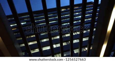 Creative view of building #1256527663