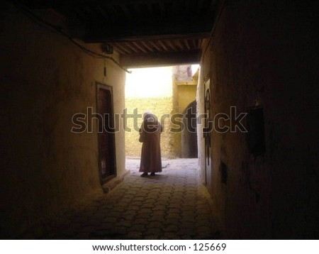 Lady in Morocco #125669