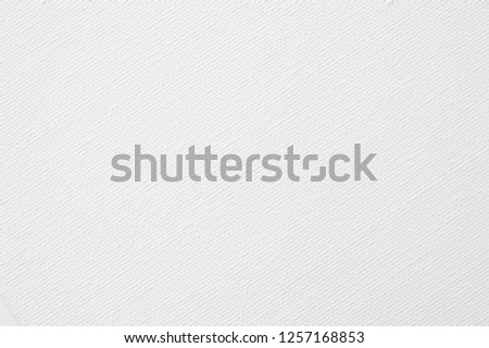 White watercolor texture pattern abstract background can be use as wall paper screen saver cover page or for winter season card background or Christmas festival card background and have copy space #1257168853