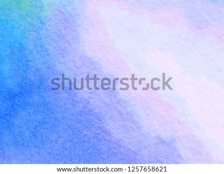 Watercolor The brush stroke graphic abstract background. Art nice Color splashes.Surface for your design. book,abstract shape Website work,stripes,tiles,background texture wall  #1257658621