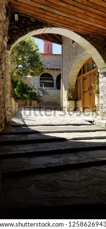 Magnificent Monasteries of Meteora #1258626943