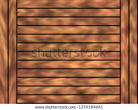plywood texture. abstract nature background with surface wooden pattern plates. copy space for add text and illustration for adjust billboard texture or your concept design  #1259184661