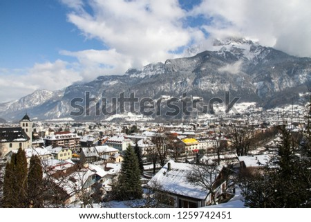 French Alps landscapes #1259742451