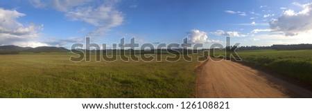 Dirt road Portugal / Dirt Road #126108821