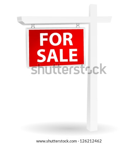 For sale sign #126212462