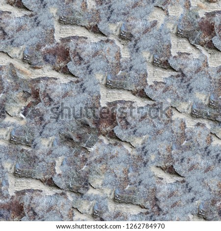 Colorful abstract surface with texture #1262784970