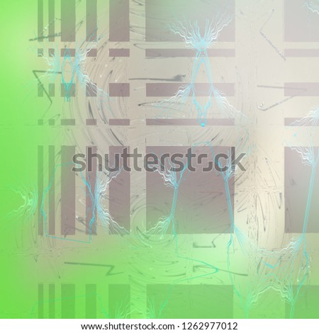 Background and messy texture pattern design artwork. #1262977012