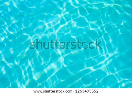 Water background abstract #1263493552