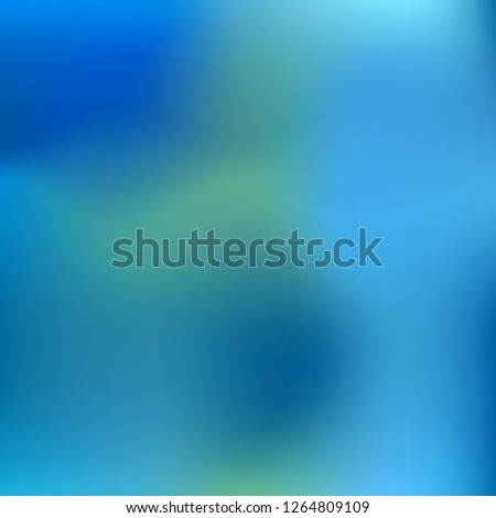 Gradient Texture. Modern Colorful Mesh Gradient Background for Poster or Card. Abstract Color Transition. Vector Colorful Transition Texture. #1264809109