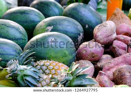 the thai fruit #1264927795