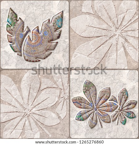Ceramic kitchen, washroom wall tiles, wallpapers & backgrounds with rustic, wood & marble textures.  #1265276860