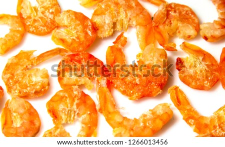 dried salted prawn #1266013456