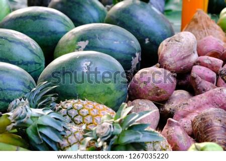 the thai fruit #1267035220