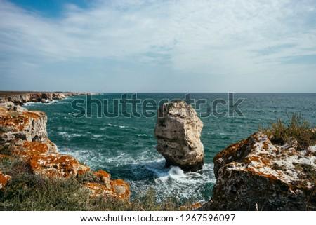 Bulgaria north seaside #1267596097