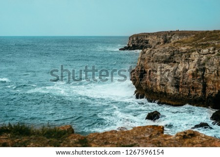 Bulgaria north seaside #1267596154