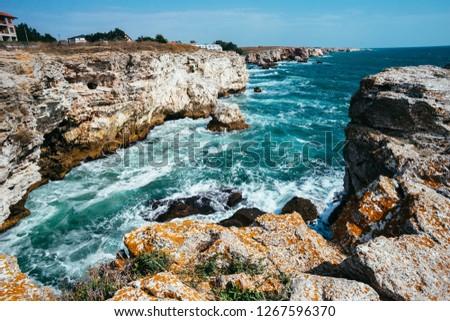 Bulgaria north seaside #1267596370