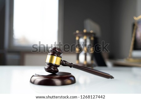 Law and justice concept. #1268127442