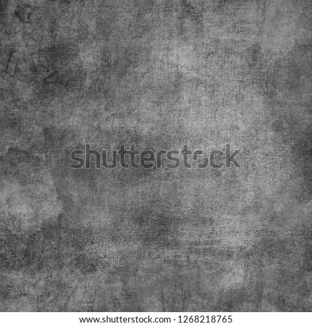 Dark Grunge Chaotic Seamless Pattern. Fantasy Abstract Texture Made Of Ink Paint. Monochrome Worn, Scuffed Background. Textile And Fabric Sample Design. Urban Modern Wallpaper. Spotted Backdrop Image #1268218765