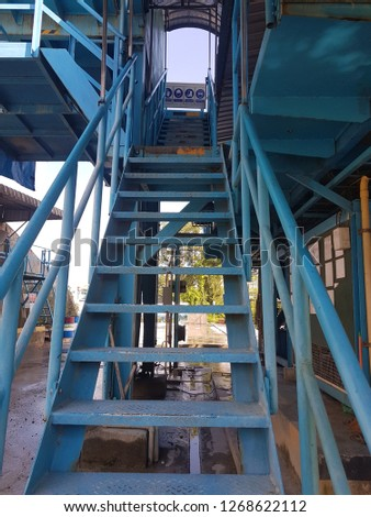 Durable steel structure #1268622112