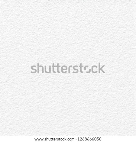 White Color Watercolor cement wall. background texture wall. white gray paper. Beautiful concrete stucco. painted cement Surface design banners.Gradient,abstract shape  and have copy space for text. #1268666050