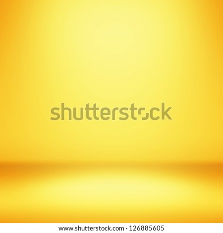 Clear empty photographer studio background. Royalty-Free Stock Photo #126885605