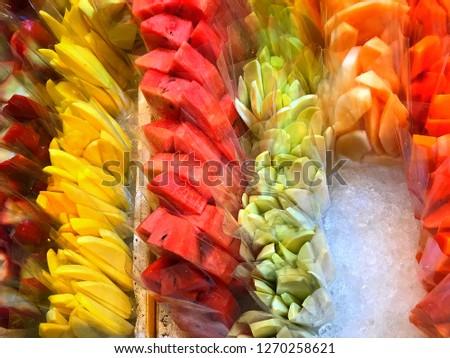 Freshness from the market #1270258621