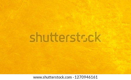 Gold stone texture for background. #1270946161