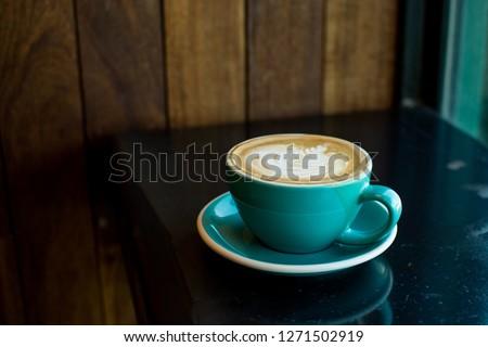 coffee shop in bangkok #1271502919