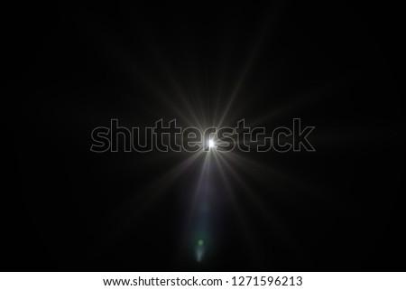 lens flare light #1271596213
