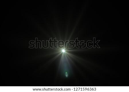 lens flare light #1271596363